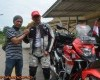 Contin Support Stephen Langitan Solo Ride Adventure Jakarta – London