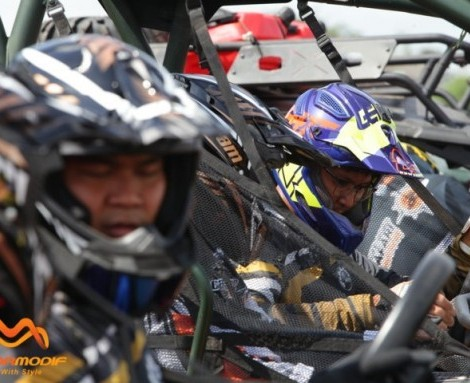 Peluncuran Perdana Can-Am Offroad Safari Indonesia